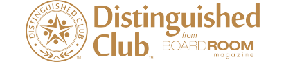 Distinguished Club award from Boardroom Magazine